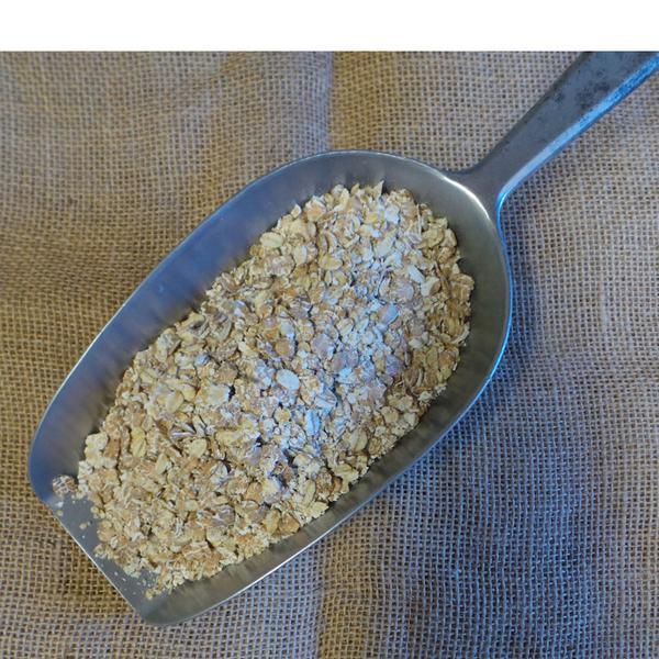 Muesli Base no sugar added, ORGANIC