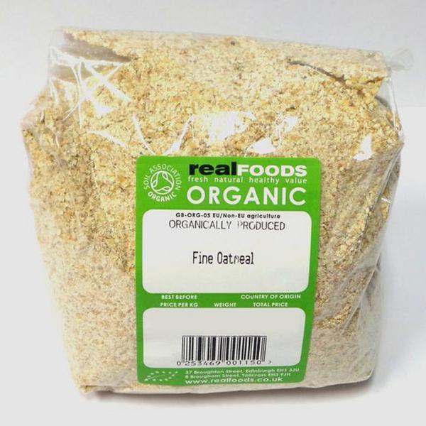 Fine Oatmeal ORGANIC