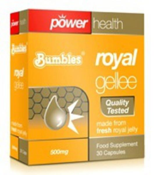 Royal Gellee Food Supplements 150 mg Bumbles