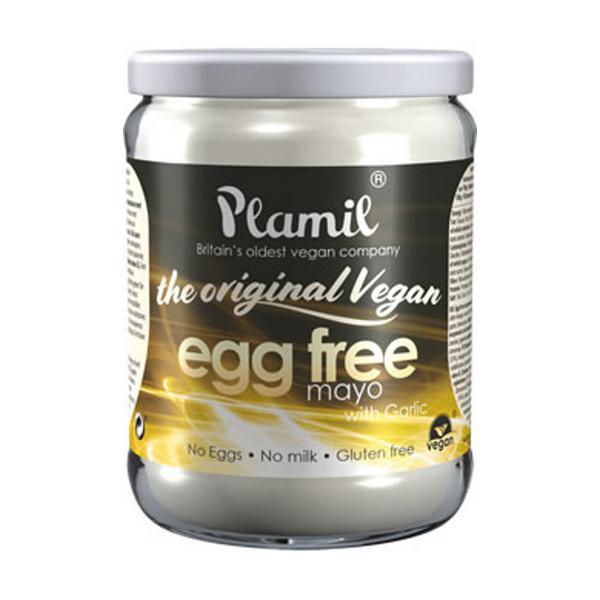 Garlic Mayonnaise egg free, Gluten Free