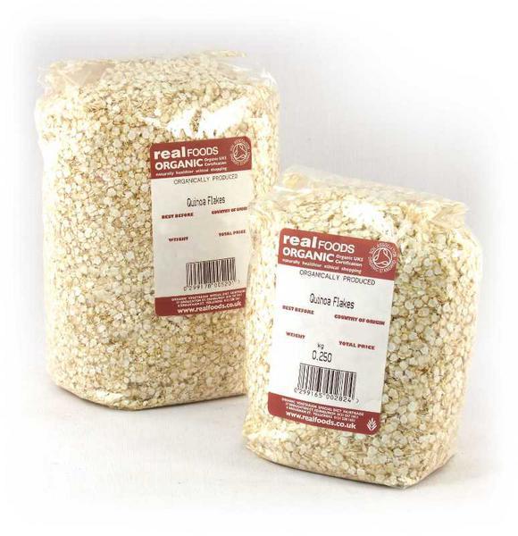 Quinoa Flakes ORGANIC image 2