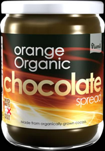 Orange Chocolate Spread Gluten Free, ORGANIC