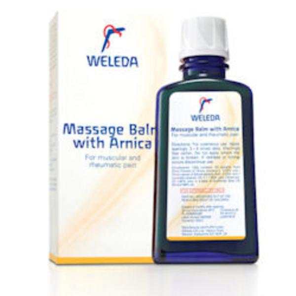 Massage Balm With Arnica Vegan