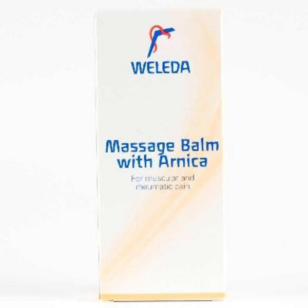 Massage Balm With Arnica Vegan image 2