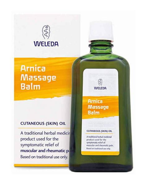 Massage Balm with Arnica Vegan