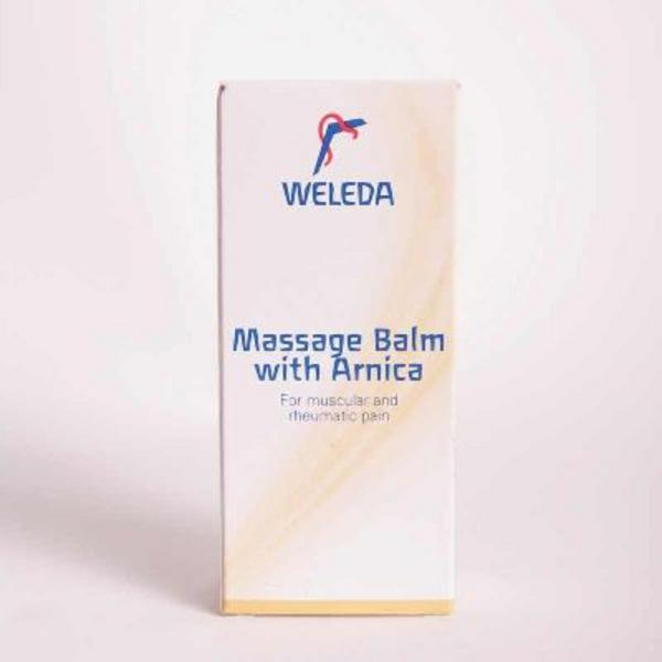 Massage Balm with Arnica Vegan image 2