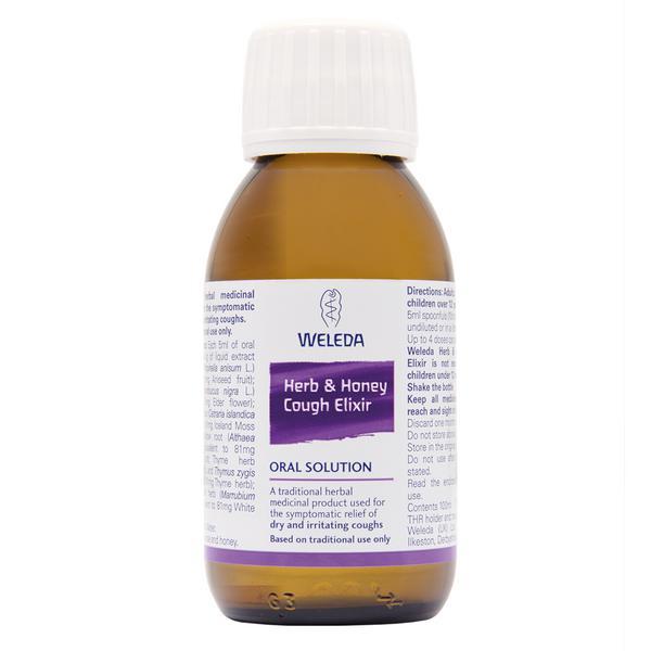 Herb & Honey Cough Elixir