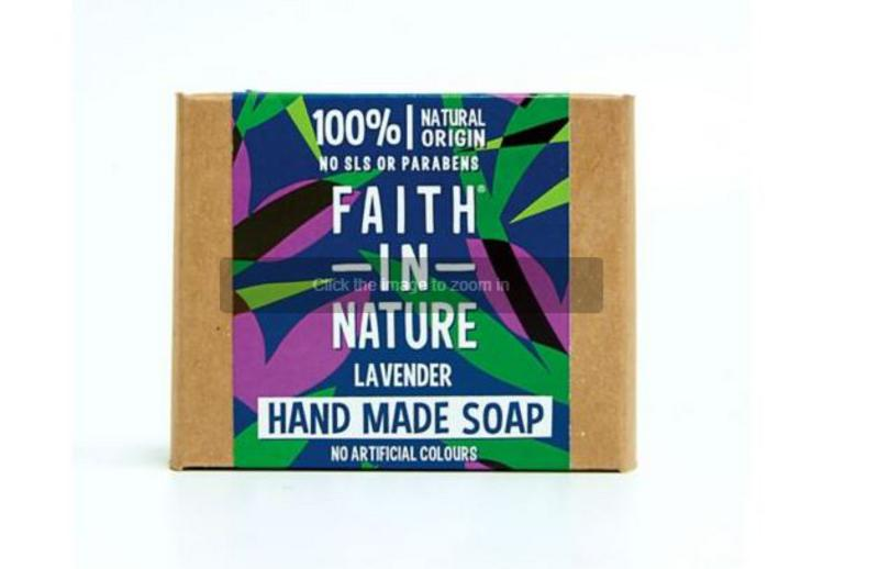 Faith in Nature Vegan Gluten Free soap