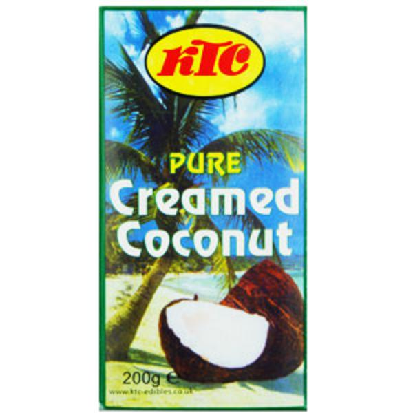 Creamed Coconut Block with SO2