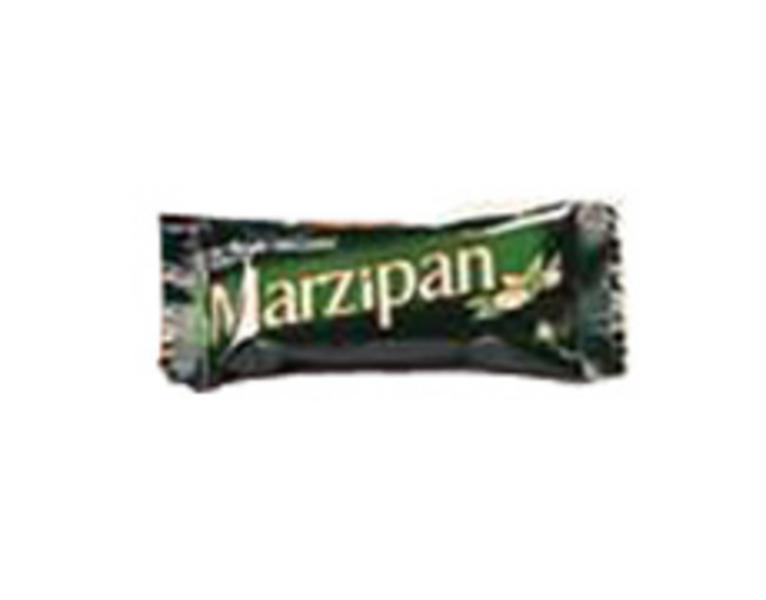 Chocolate Coated Marzipan Snackbar Vegan, wheat free, ORGANIC