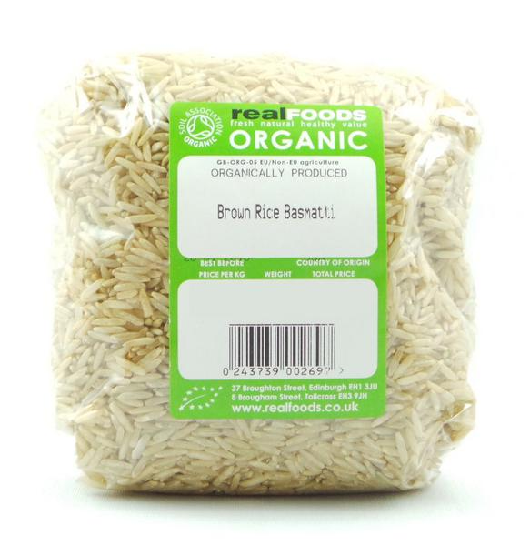 Brown Rice Basmati ORGANIC image 2