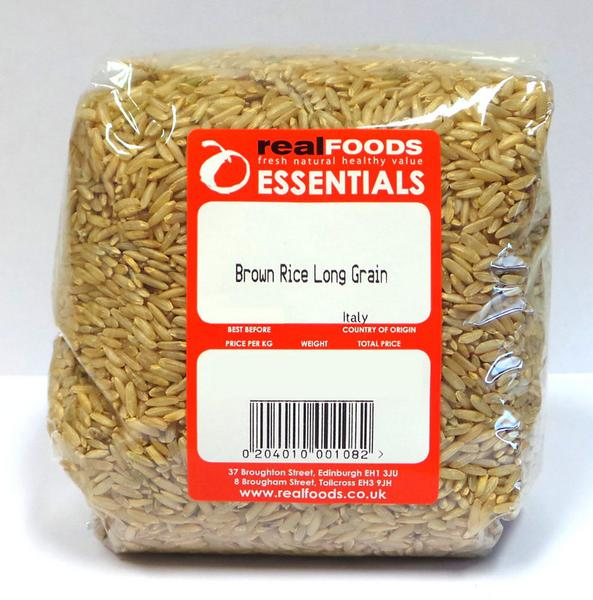 Long Grain Brown Rice Italy  image 2