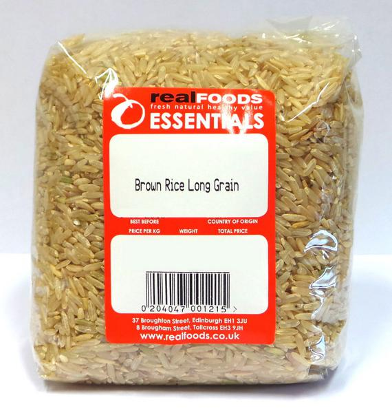 Brown Rice Long Grain USA  image 2