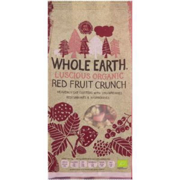 Red Fruit Cereal ORGANIC