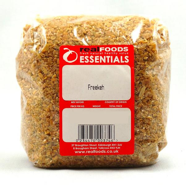 Freekeh Cracked Wheat Grain