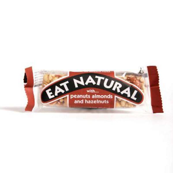 Peanut,Almond & Hazelnut Snackbar Gluten Free image 2