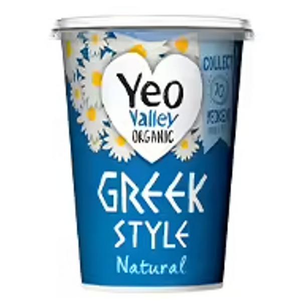 Yoghurt Natural ORGANIC