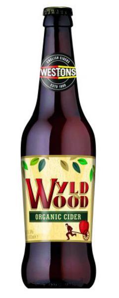 Cider Wyld Wood Vegan, ORGANIC