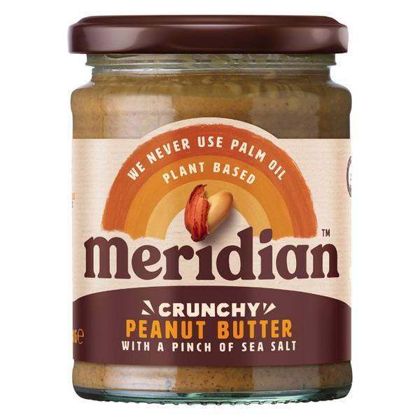 Crunchy Peanut Butter Vegan