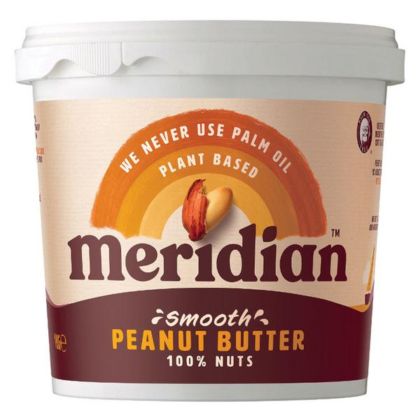 Smooth Peanut Butter no added salt, no sugar added