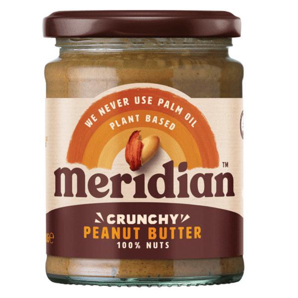 Crunchy Peanut Butter no sugar added, Vegan