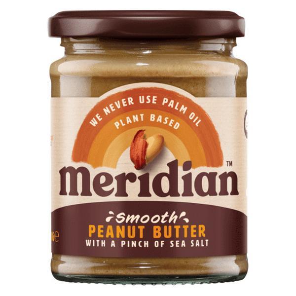 Smooth Peanut Butter Vegan