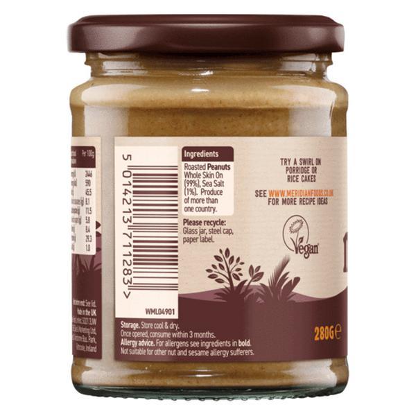 Smooth Peanut Butter Vegan image 2