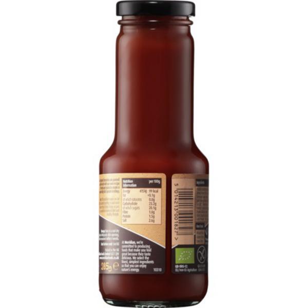 Tomato Ketchup Gluten Free, Vegan, ORGANIC image 2