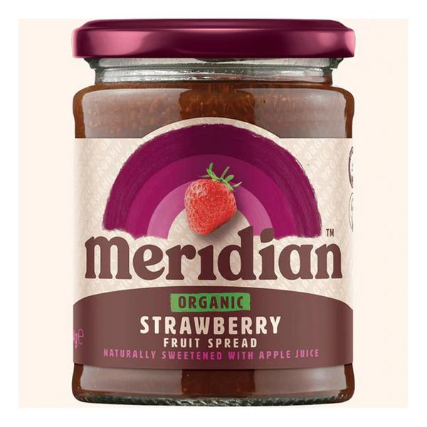 Strawberry Fruit Spread No Gluten Containing Ingredients, no sugar added, ORGANIC