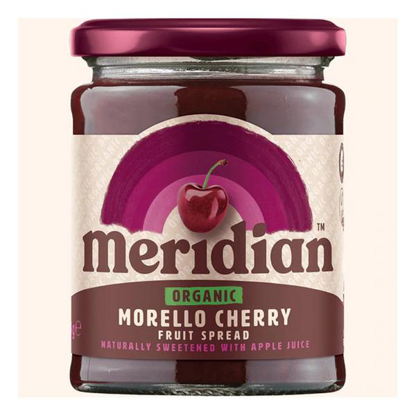 Morello Cherry Fruit Spread no sugar added, ORGANIC