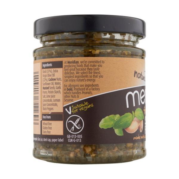 Green Pesto Sauce Vegan image 2