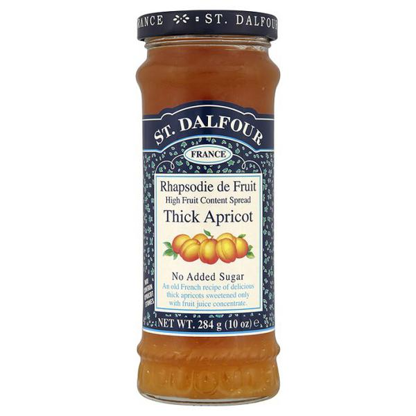 Thick Apricot Fruit Spread