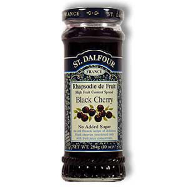 Black Cherry Jam St Dalfour