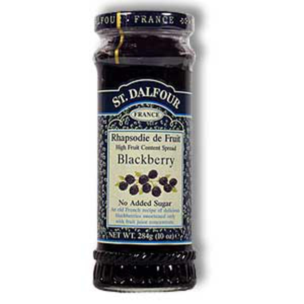 Blackberry Fruit Spread no sugar added