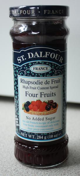 4 Fruits Jam St Dalfour