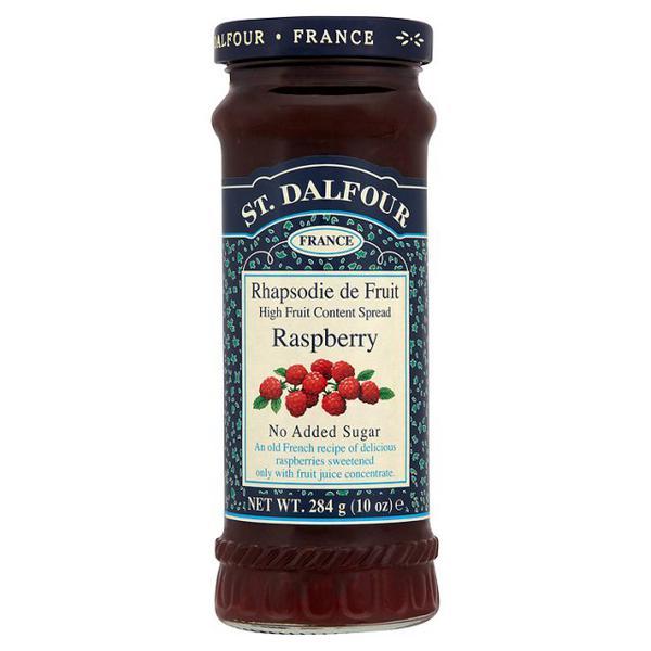 Raspberry Fruit Spread St Dalfour