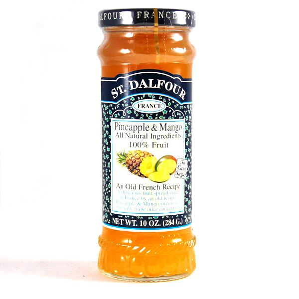 Pineapple & Mango Fruit Spread St Dalfour