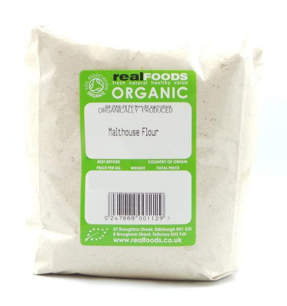 Malthouse Flour ORGANIC