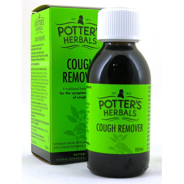Cough Remover Herbal Remedy