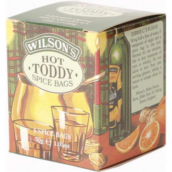 Hot Toddy Spices