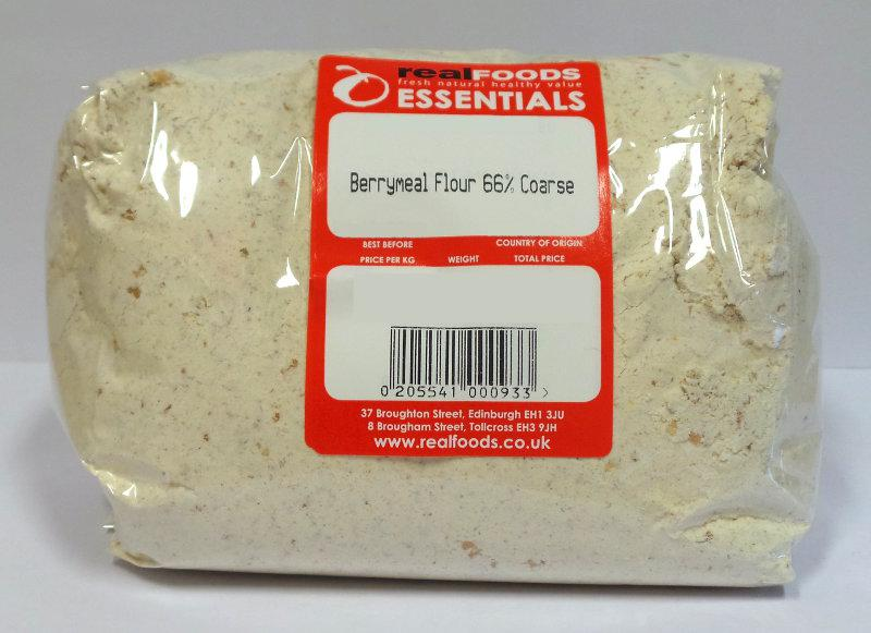 Berrymeal Flour 66% Coarse  image 2