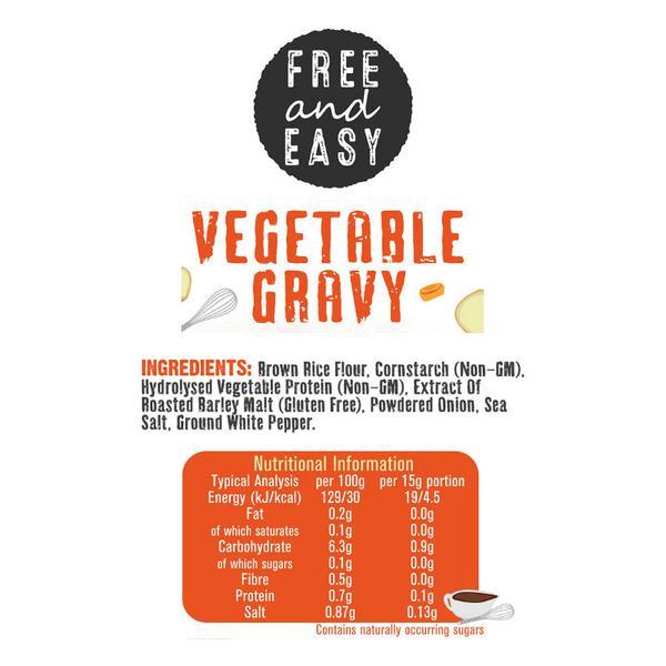 Vegetarian Gravy Mix Gluten Free, Vegan image 2