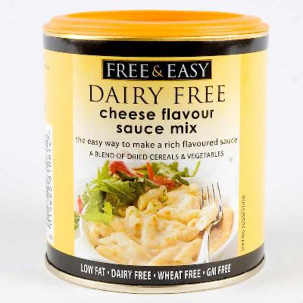 Cheese Sauce dairy free, Gluten Free, Vegan image 2