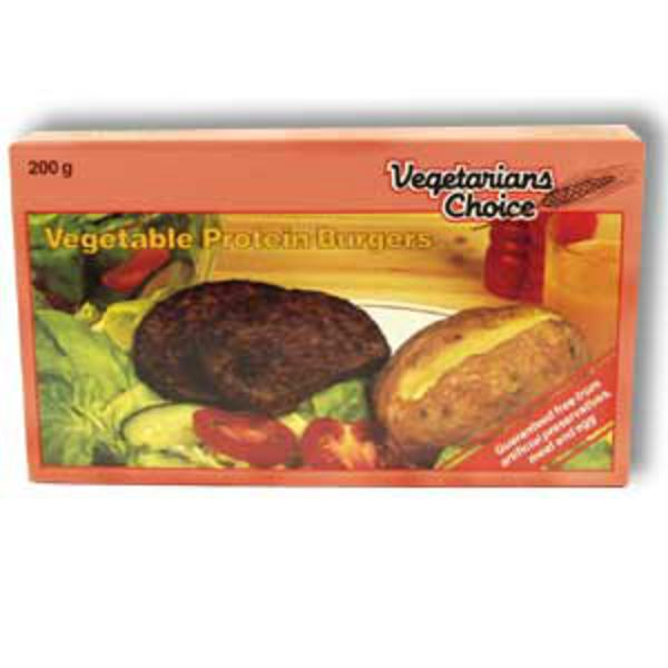 Vegeburger Vegan