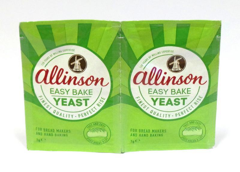 Yeast Easybake