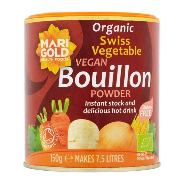 Swiss Vegetable Bouillon Gluten Free, Vegan, ORGANIC