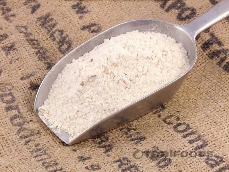 100% Wholemeal Flour Fibresum