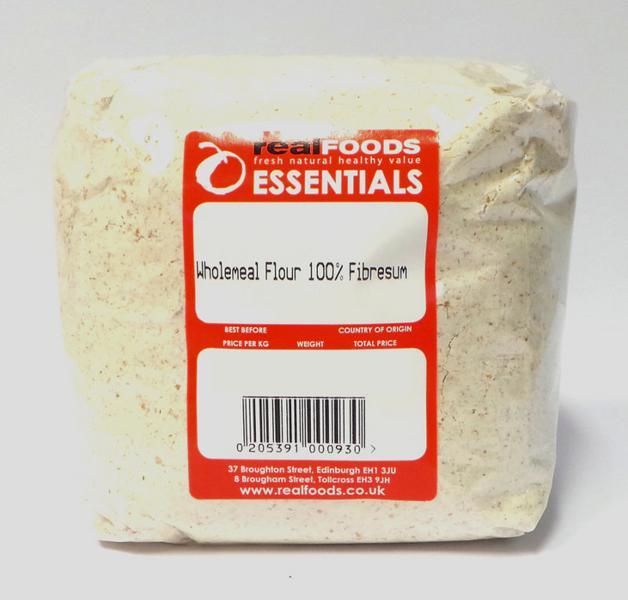 100% Wholemeal Flour Fibresum  image 2