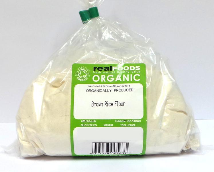 Brown Rice Flour ORGANIC image 2