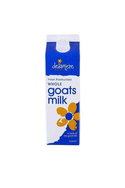 Goats Milk Full Fat